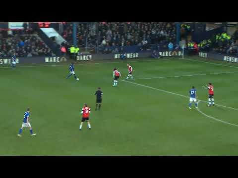 Luton Town v Cardiff City highlights