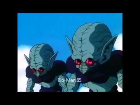 Dragon Ball Z Movie #2 World's Strongest Power Levels