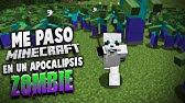 Me Pase Minecraft En Un Mundo Plano Youtube