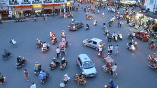 THE MOST INSANE TRAFFIC EVER IN HANOI, VIETNAM!