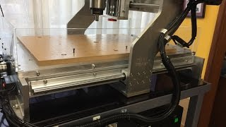 CNC Router Motor Upgrade to Hybrid Closed Loop Stepper Motors