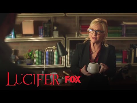 Linda Tells Lucifer About Her New Client | Season 3 Ep. 14 | LUCIFER