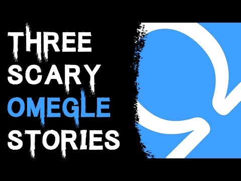 3 TRUE SCARY OMEGLE HORROR STORIES TO KEEP YOU UP AT NIGHT (Be Busta)