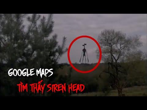 10 Video Bí Ẩn mà Google Maps không muốn bạn nhìn thấy I Siren Head