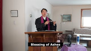 "YUM Sunday Worship. Feb. 17, 2021 ""Draw Me Close to You"" Rev. Andrew K. Lee (Ash Wednesday)"