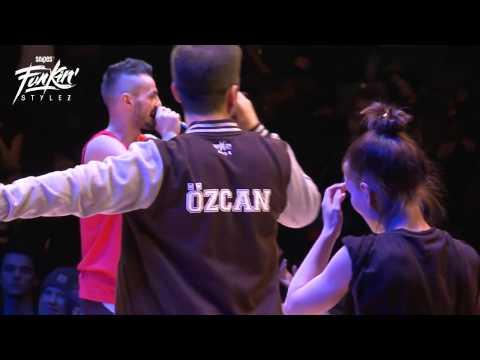 Masha vs Yuki | MeAgainstTheMusic Final | Funkin' Stylez 2014