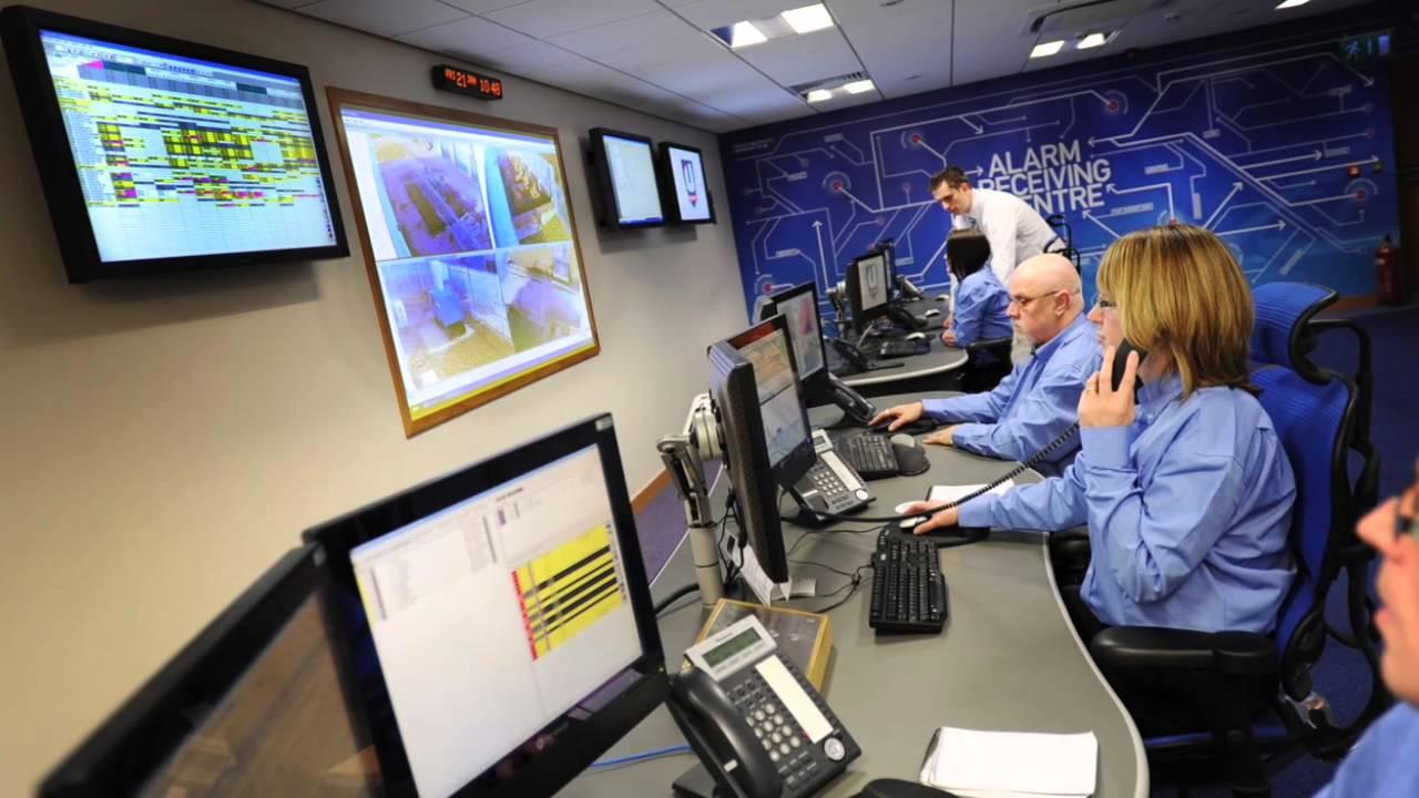 Burglar Alarm Monitoring Service