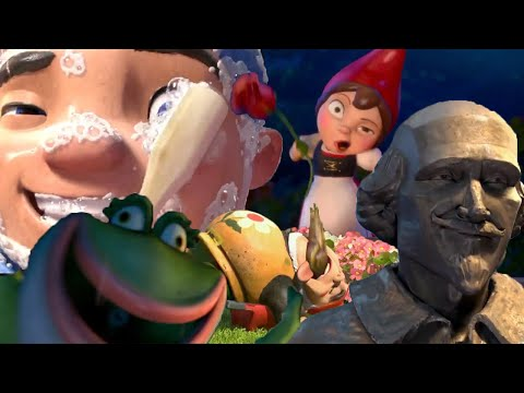 You Wanted Me To Watch Gnomeo & Juliet, So I Did.