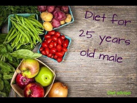 best diet plans for men under 25