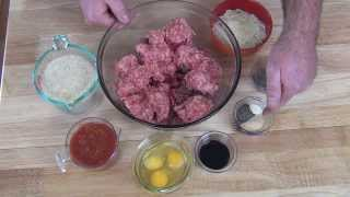 Italian Meatloaf, How To Make