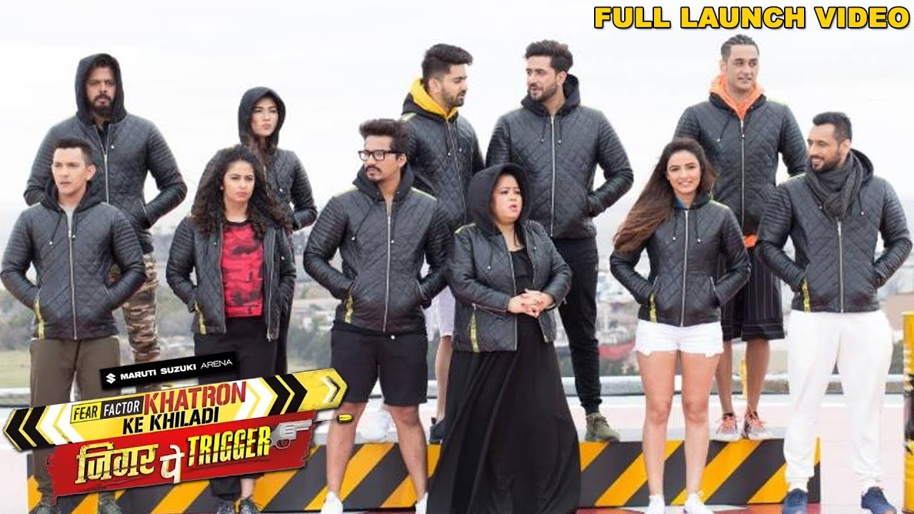 Khatron Ke Khiladi | Full Launch Video | Colors Tv Fear Factor Khatron Ke Khiladi Season 9 2019