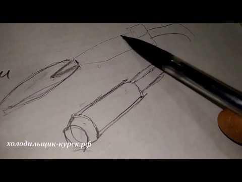 Видео Ремонт холодильников видео