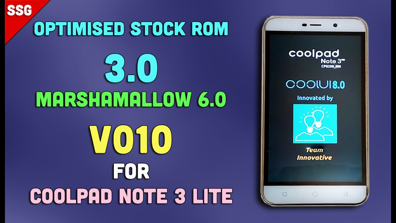 How to Install and Review of Optimised Stock 3 0 Rom V010 in Coolpad note 3  lite [ Hindi-हिन्दी ]