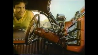 Pioneer CD and Cassette Tape car hifi stereo 1985 commercial