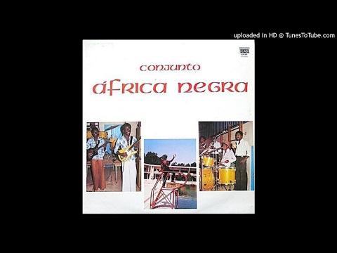 Africa Negra: Aninha 🎼🎶🌍🎸 (Sao Tome e Principe/1981: Soukous! Ussa! Highlife!)