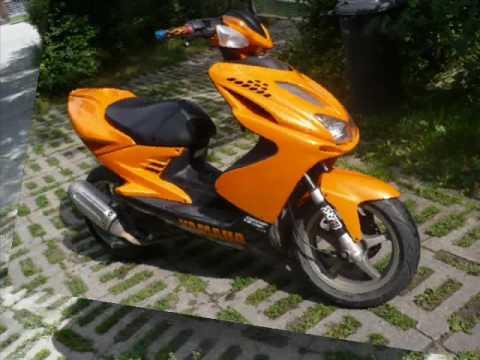 Yamaha Aerox 100 Km H Doovi