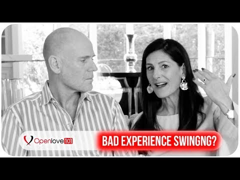 How to Handle a Bad Swinging Experience