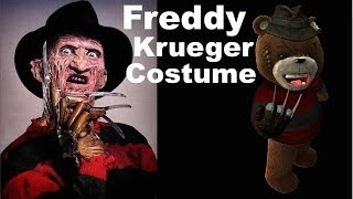 Naughty Bear: Panic in Paradise -  Freddy Krueger Costume
