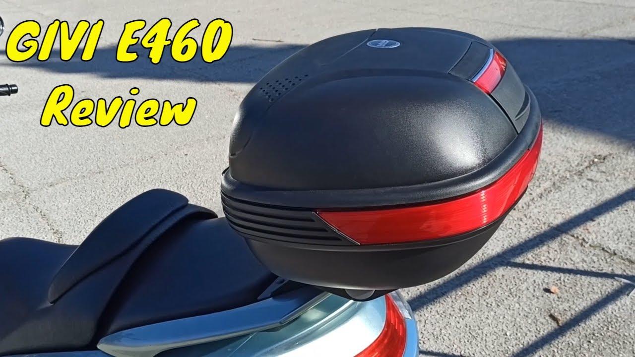 Givi E460 - A Monokey case review