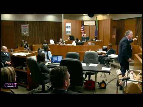Kevin Smith Trial Prosecution Closing...