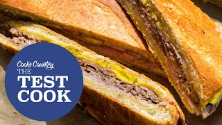 The Test Cook Episode 6: Watch Cecelia Make Her Full Recipe for the BEST Cuban Sandwich
