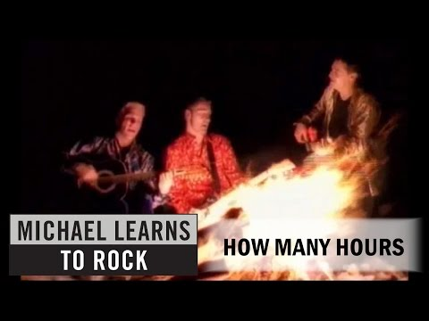 Michael Learns To Rock - How Many Hours [Official Video]