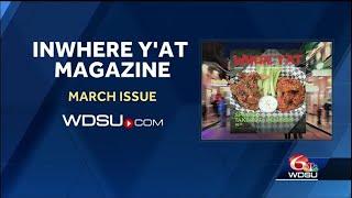 Where Y'at magazine's picks fo…