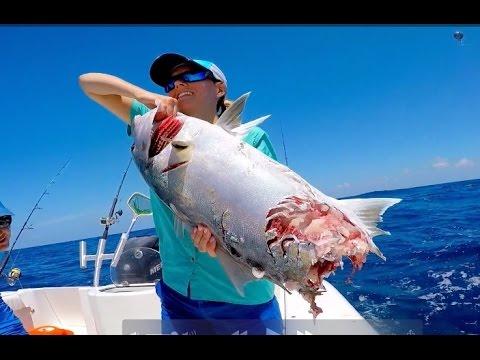 Offshore Fishing from Sarasota [Amberjack, Snapper, Grouper]