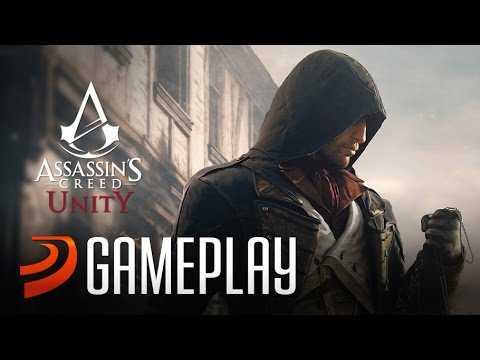 "Gameplay Comentado De ""Assassin's Creed Unity"""