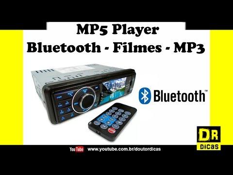 Exbom MP5 DVD Player Automotivo Bluetooth e MP3  - Doutor Dicas