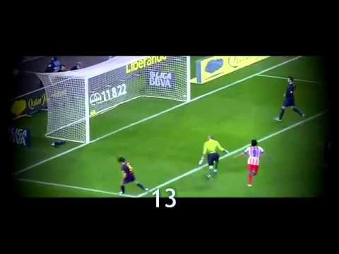 Radamel Falcao Top 20 Goals 2013 - 20 mejores goles de Radamel Falcao (The best 9 in the world)