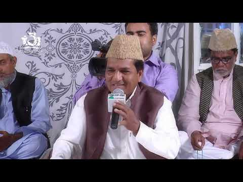 KHURSHEED AHMED'S BROTHER SHAFIQ AHMED  HITS NAAT IN 1 TRACK