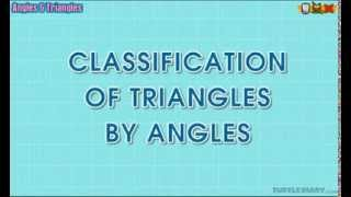 Triangles - Equilateral, Isosceles & Scalene - Geometry for Grade 3