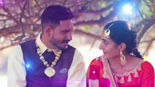 second Pree wedding song make by kabir studio tapa