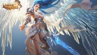 League of Angels (Лига Ангелов) Видео обзор бесплатной браузерной онлайн игры