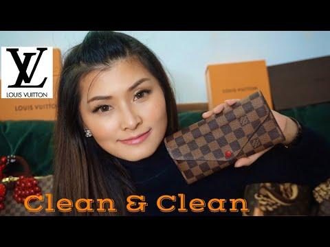 How to clean your  wallet วิธีทำความสะอาดกระเป๋าสตางค์กันค๊า