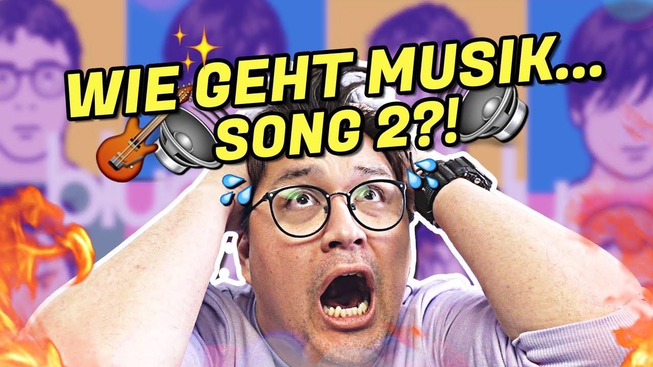 WIE GEHT MUSIK von SONG2 by BLUR?! #Shorts | Vincent Lee