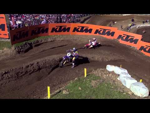 Behind the Gate Monster Energy MXoN 2015 France