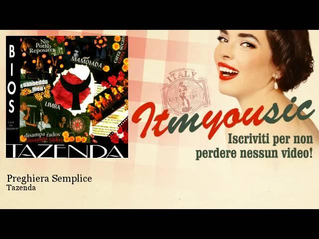 tazenda-preghiera-semplice-italians-do-it-better