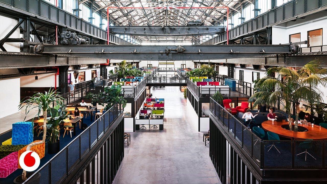 El astillero neoyorquino donde se inventa el futuro