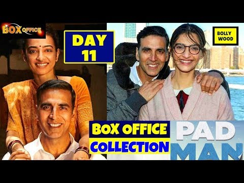 PadMan Akshay Kumar's 11th Day Box Office Collection Prediction Day 11