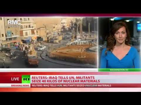 Nuclear Watch:Iraq Sunni insurgents take over 40 Kg nuclear materials (7/10/2014)