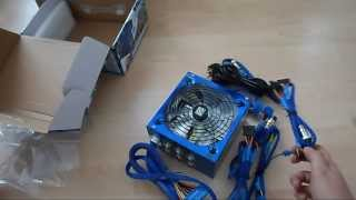 Unboxing 750w Lc Power Lc8750
