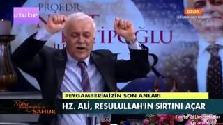 Nihat Hatipoglu - Sahur - Resulullah'ın son günleri 1 kısım (14.07.2014)