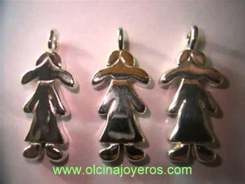 e500e43ee45e Joyas niños en oro y plata, joyeria personalizada