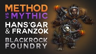 Method vs Hans'gar and Franzok Mythic