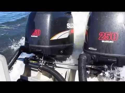 Ribbåt test