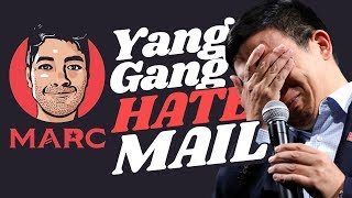 YANG GANG HATEMAIL - I answer your questions and comments
