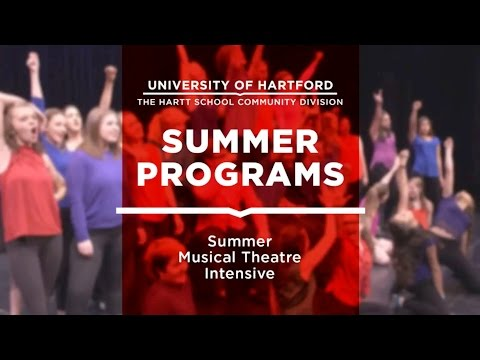 Join the Summer Musical Theatre Intensive