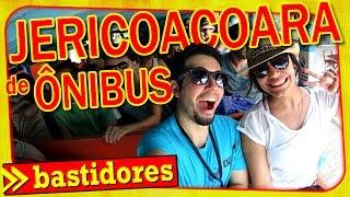 Como viajar de Fortaleza a Jericoacoara de ônibus?